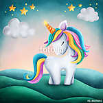 Little cute unicorn (id: 18674)