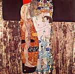 Mary Cassatt: A három életkor, 1905 (id: 2474)