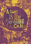 Színes grunge poszter (id: 6874) falikép keretezve