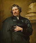 Anthony van Dyck : Karel van Mallery portréja (id: 19375) vászonkép