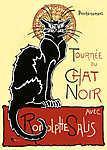 Tournée du Chat Noir (id: 3776) poszter