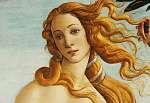Sandro Botticelli: Vénusz (Részlet az Vénusz születése c. eredeti műből) (id: 19878)