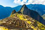 Rejtélyes város - Machu Picchu, Peru, Dél-Amerika. (id: 5979) tapéta