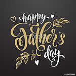 Apa napi üdvözlőlap virágos levelek mintával. (id: 10180)
