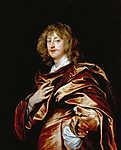 Anthony van Dyck : George Digby portréja (id: 19380) vászonkép