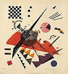 Csontváry Kosztka Tivadar: Narancs, absztrakt festmény (id: 14281) vászonkép