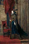 Anthony van Dyck : Paolina Adorno Brignole portréja (id: 19581)