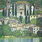 Pierre Auguste Renoir: Templom Cassone-ban (id: 2781) tapéta