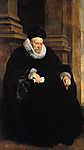 Anthony van Dyck : Genovai férfi portréja (id: 19582) tapéta