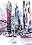American Street (id: 10383) poszter