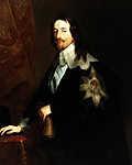 Anthony van Dyck : I. Károly angol király portréja (id: 19583)