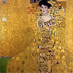 Munkácsy Mihály: Adele Bloch portréja - színverzió 3. (id: 3784)