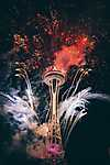 Space Needle, Seatlle, USA (id: 17285) poszter