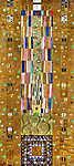 Gustav Klimt: Lovag (színverzió 1.) (id: 19785) vászonkép óra
