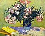 Vincent Van Gogh: Leander (id: 386) tapéta
