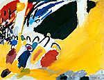 Vaszilij Kandinszkij: Impression III (Concert) (id: 14287) többrészes vászonkép