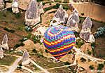 repülni léggömbök CappadociaTurkey. (id: 6387)