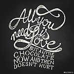Mindössze annyit kell tenned, hogy a Love - kézzel készített idé (id: 6887) falikép keretezve