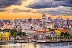 Havana, Cuba downtown skyline. (id: 13288) falikép keretezve