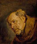 Anthony van Dyck : Johannes Malderus, Antwerpen püskpöke (id: 19488) vászonkép