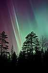 Sarki-fény, Finnország (id: 17089) tapéta