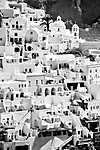 Santorini, Görögország (id: 16990) többrészes vászonkép