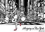 Vásárlás Times Square-ben - New York (id: 5090) poszter