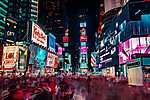 Times Square, New York City (id: 17091) tapéta