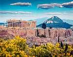 Parthenon, athéni Akropolisz tavasszal (id: 20891) poszter