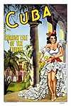 Kuba, a trópusi nyaralás szigete (id: 1592) vászonkép