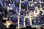 Chicago, USA - légifotó (id: 17092) vászonkép