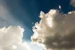 Égi fény (id: 18392) többrészes vászonkép