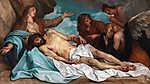 Anthony van Dyck : Krisztus siratása (id: 19493) tapéta
