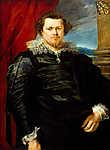 Anthony van Dyck : Jaspar de Charles van Nieuwenhoven portréja (id: 19593) tapéta