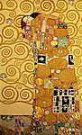Mary Cassatt: Ölelés (színverzió 3.) (id: 19793) vászonkép