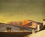 Csontváry Kosztka Tivadar: Dalmát hegy (id: 20293) vászonkép