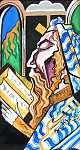 Scheiber Hugó: Rabbi (id: 21393) tapéta