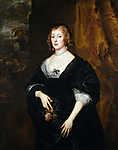 Anthony van Dyck : Lady Dacre portréja (id: 19594) tapéta