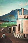 Csontváry Kosztka Tivadar: Dalmát tájkép (id: 19694) tapéta