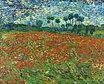 Vincent Van Gogh: Pipacsmező (id: 2894) poszter