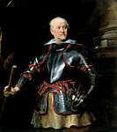 Anthony van Dyck : Férfi páncélban (id: 19495)