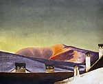 Csontváry Kosztka Tivadar: Dalmát hegy (színverzió 1) (id: 20295) poszter