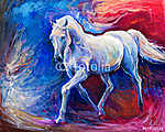 Kék ló (id: 4195)