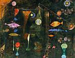 Paul Klee: Hal mágia (id: 12096)