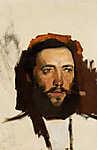 Mednyánszky László: Férfi portré (id: 19996) vászonkép