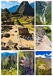 Rejtélyes város - Machu Picchu, Peru, Dél-Amerika (id: 5996)