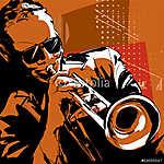 Jazz trombitás játékos (id: 5097)