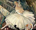 Gerda Wegener: Ulla Poulsen portréja (id: 18198)