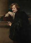 Anthony van Dyck : Önarckép (id: 19498) vászonkép óra