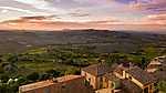 Kilátás, Montepulciano, Olaszország (id: 16999) tapéta